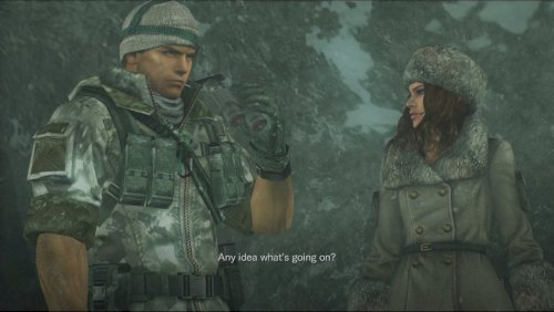 Screenshot of Resident Evil Revelations / Biohazard Revelations
